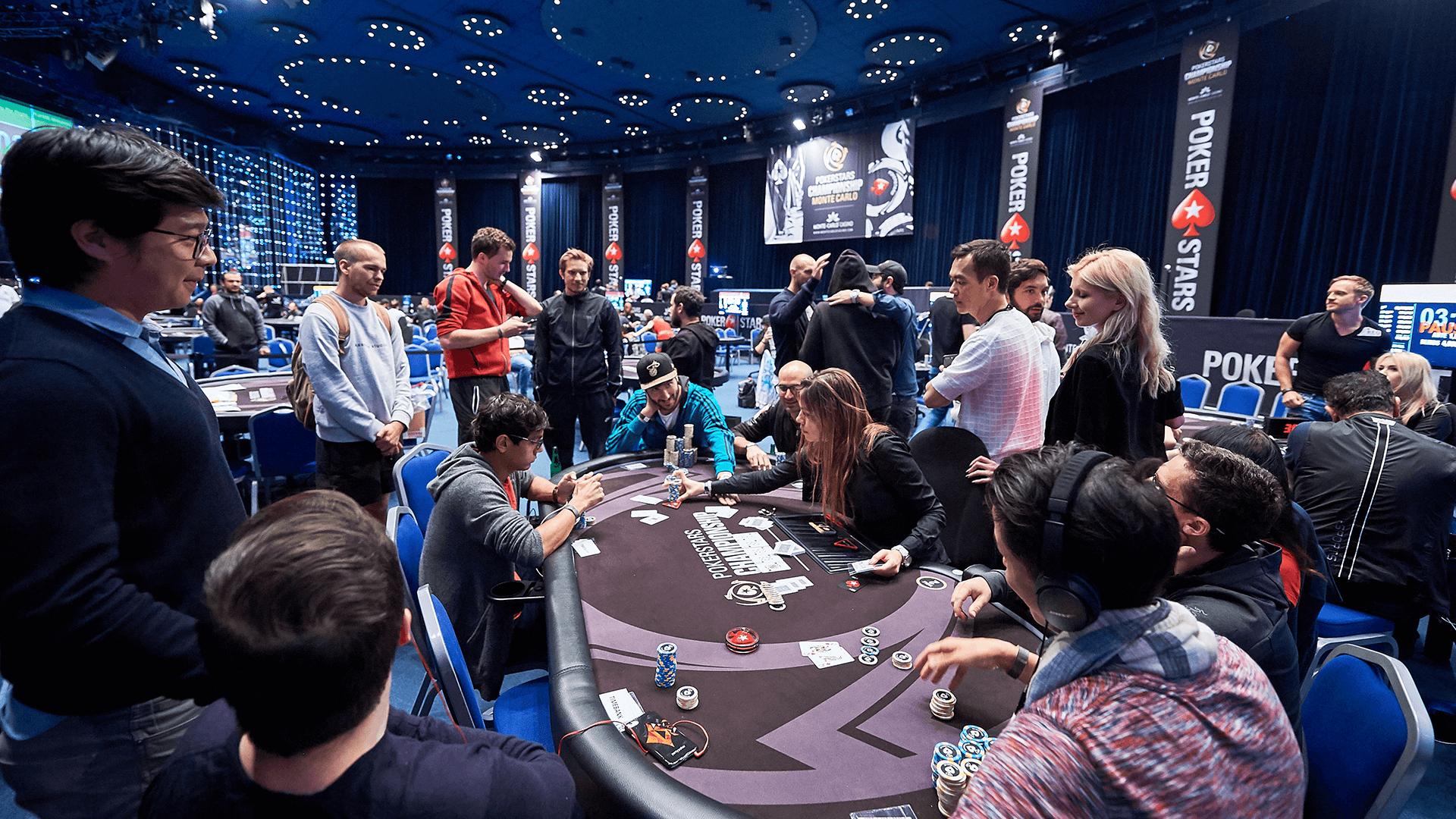 最大のポーカー トーナメント