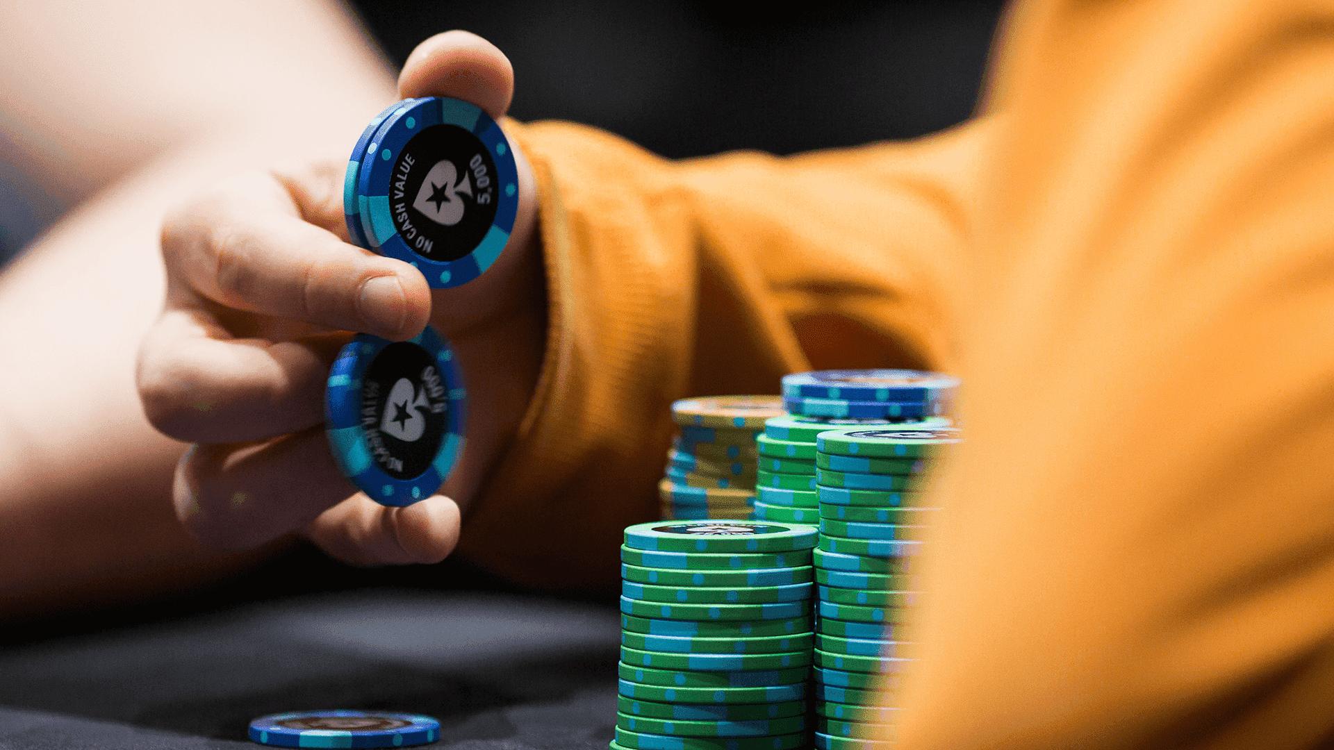 ポーカーハンドランキング