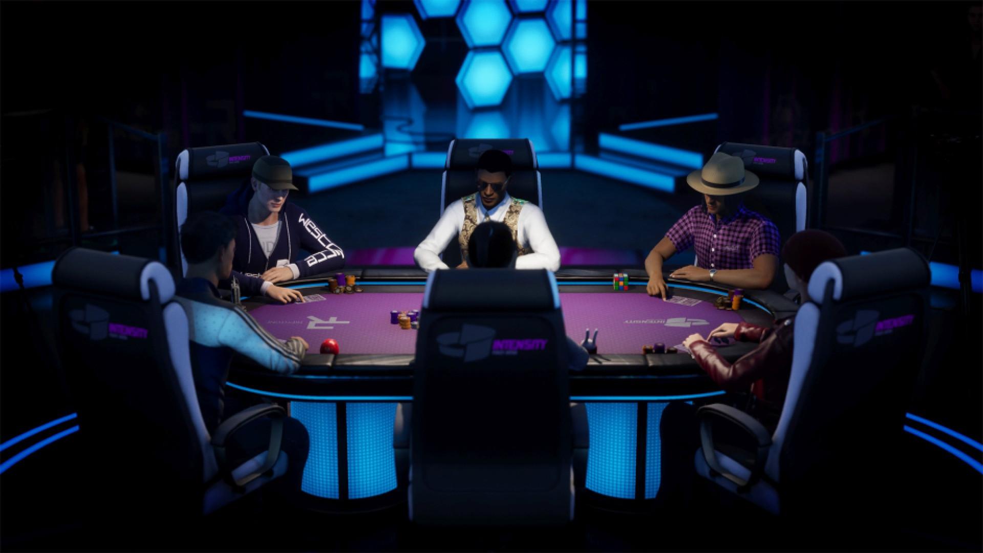 ポーカーの動物